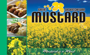 Great Saskatchewan Mustard Recipe Booklet