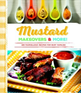 Mustard Makeovers Cookbook - Cover