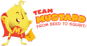Team Mustard - From Seed To Squirt!