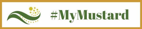 #MyMustard Hashtag