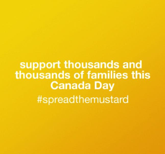 #SpreadTheMustard with SaskMustard