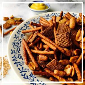 Honey Mustard Munch Mix
