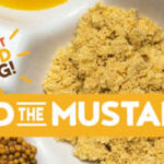 Spread Joy this holiday season, Spread Mustard