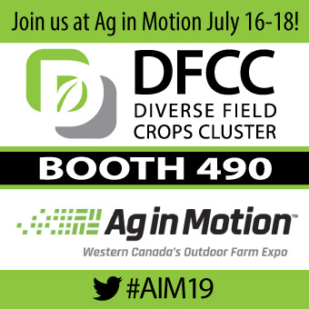 Join us at Ag in Motion July 16 - 18